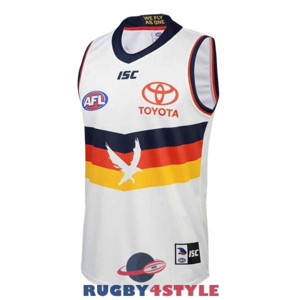 adelaide crows AFL Guernsey seconda 2020 maglia