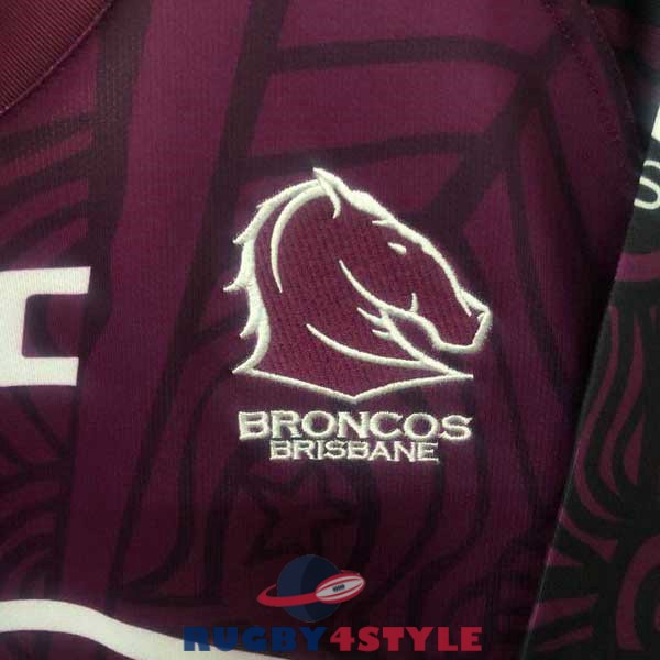 brisbane broncos rugby indigenous 2020 maglia<br /><span class=