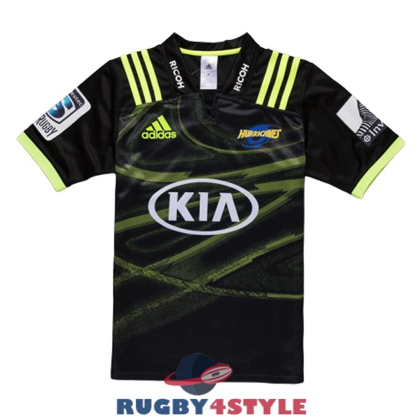 hurricanes rugby seconda 2018 maglia<br /><span class=