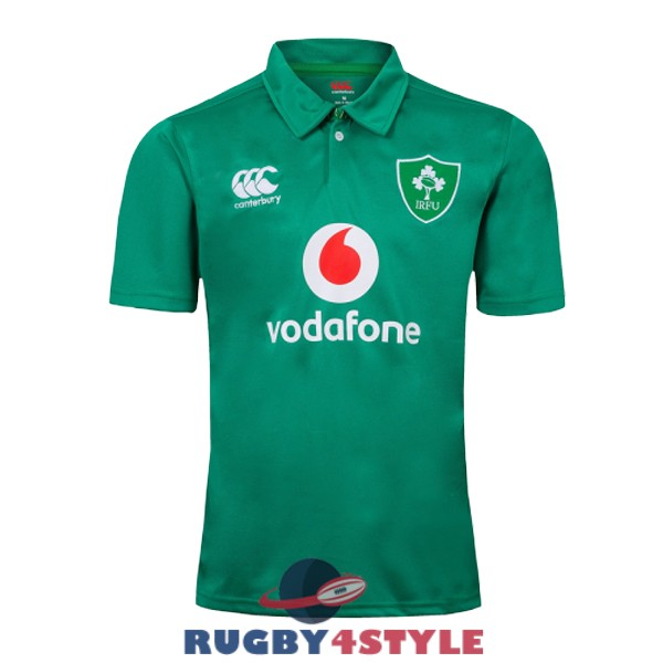 irlanda rugby verde 2019 polo