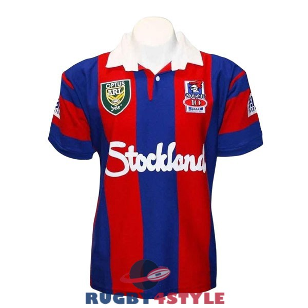 newcastle knights rugby vintage 1997 maglia