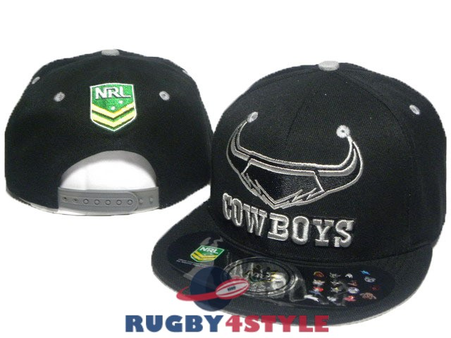 north queensland cowboys NRL nero cappello