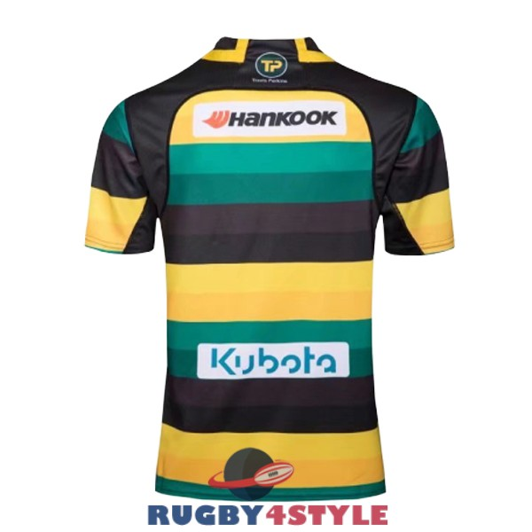 northampton saints rugby casa 2017 2018 maglia<br /><span class=