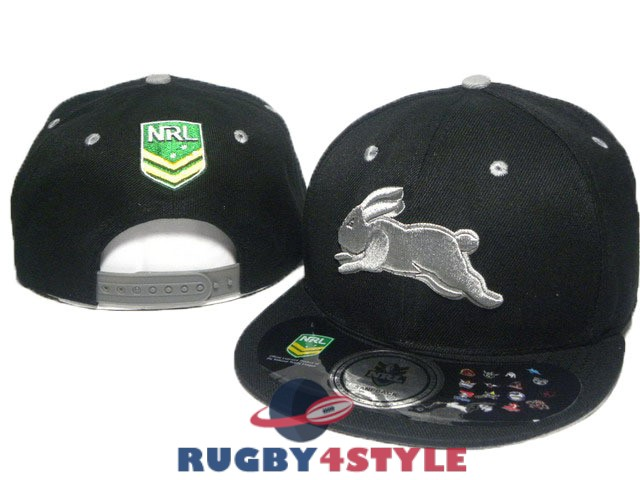 south sydney rabbitohs NRL nero cappello [maglierugby2020-10-19-389]